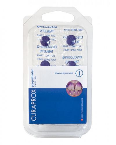 PCA 223 tablete za razkrivanje zobnih oblog