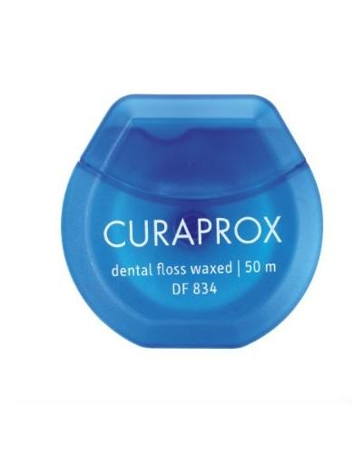 DF 834 povoščena zobna nitka